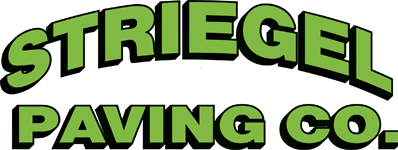 Striegel Paving Co. Logo