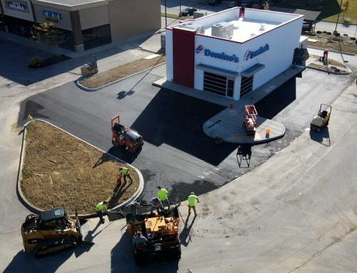 Paving Contractor New Albany